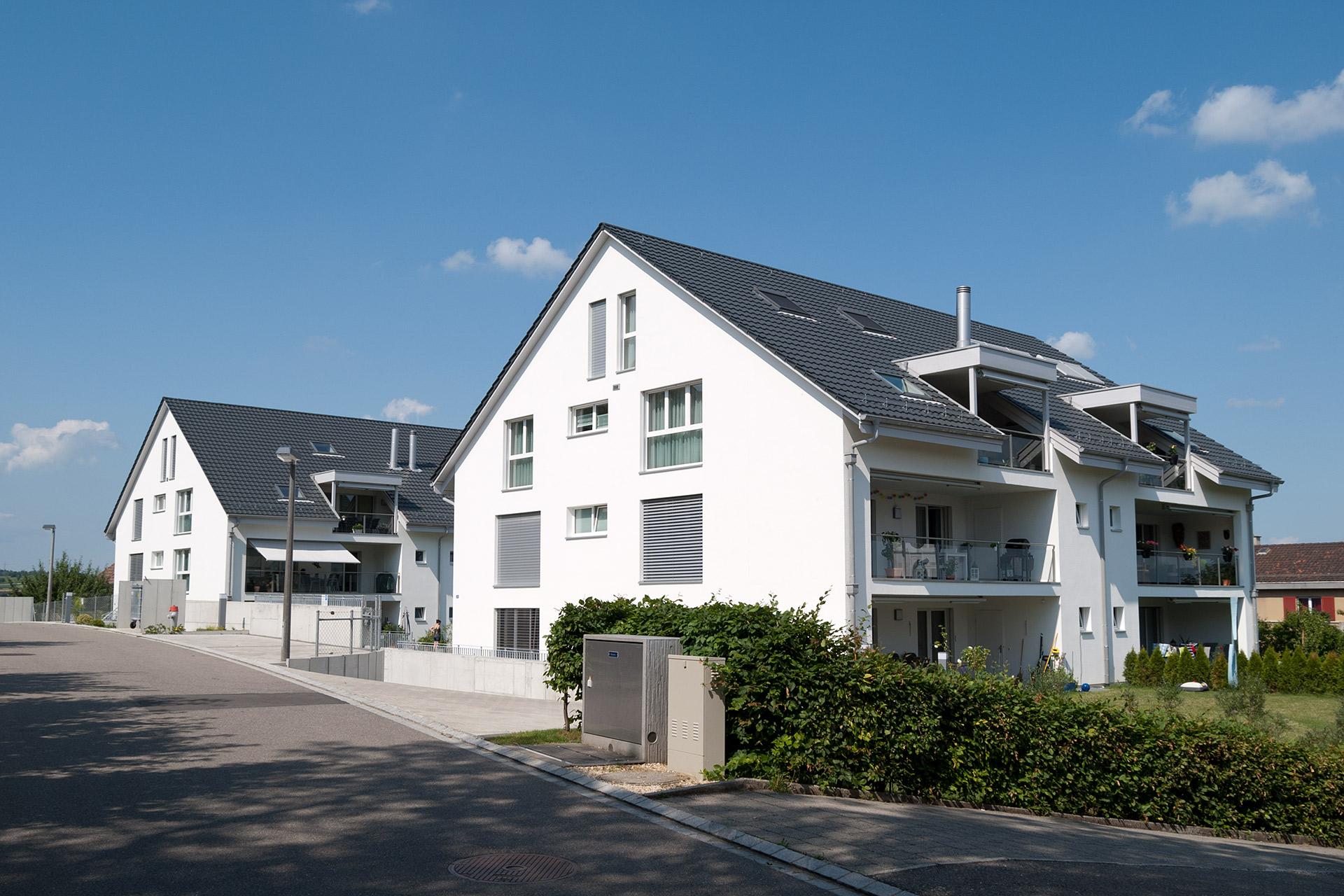 Haus B Projekt «Casa Due» in Dielsdorf