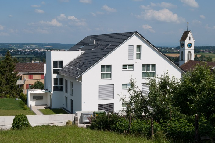 Haus A Projekt «Casa Due» in Dielsdorf