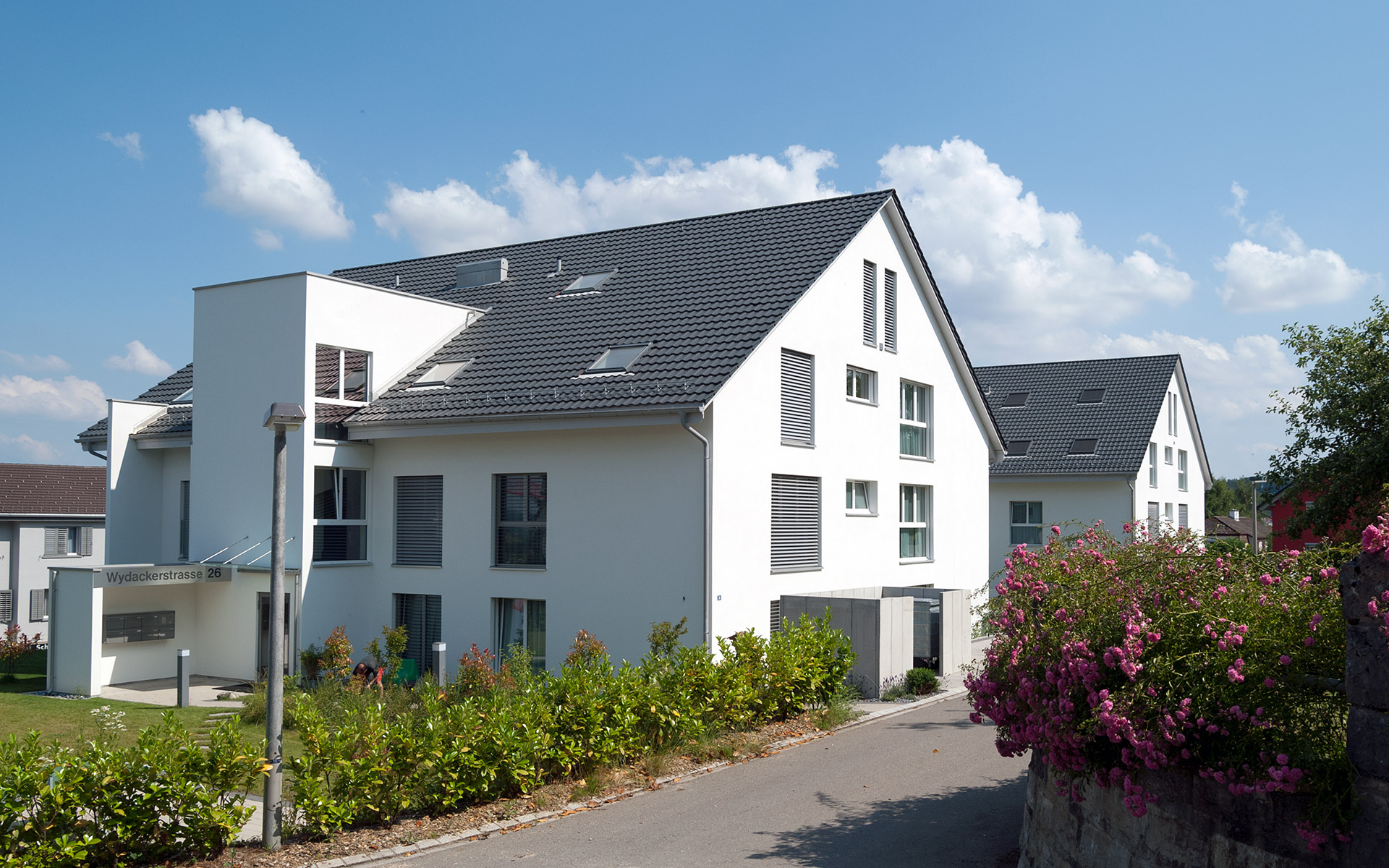 Projekt «Casa Due» in Dielsdorf