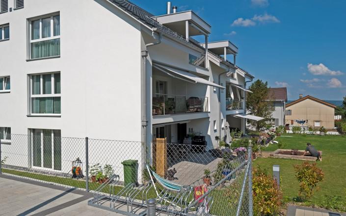 Teilansicht «Casa Due» in Dielsdorf