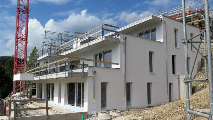 Sunnehügel Dussnang Terrassenhaus