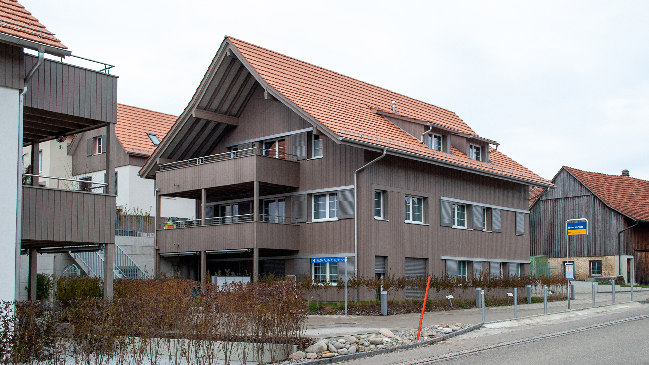 Projekt Schauenbergblick in Schlatt, Haus B
