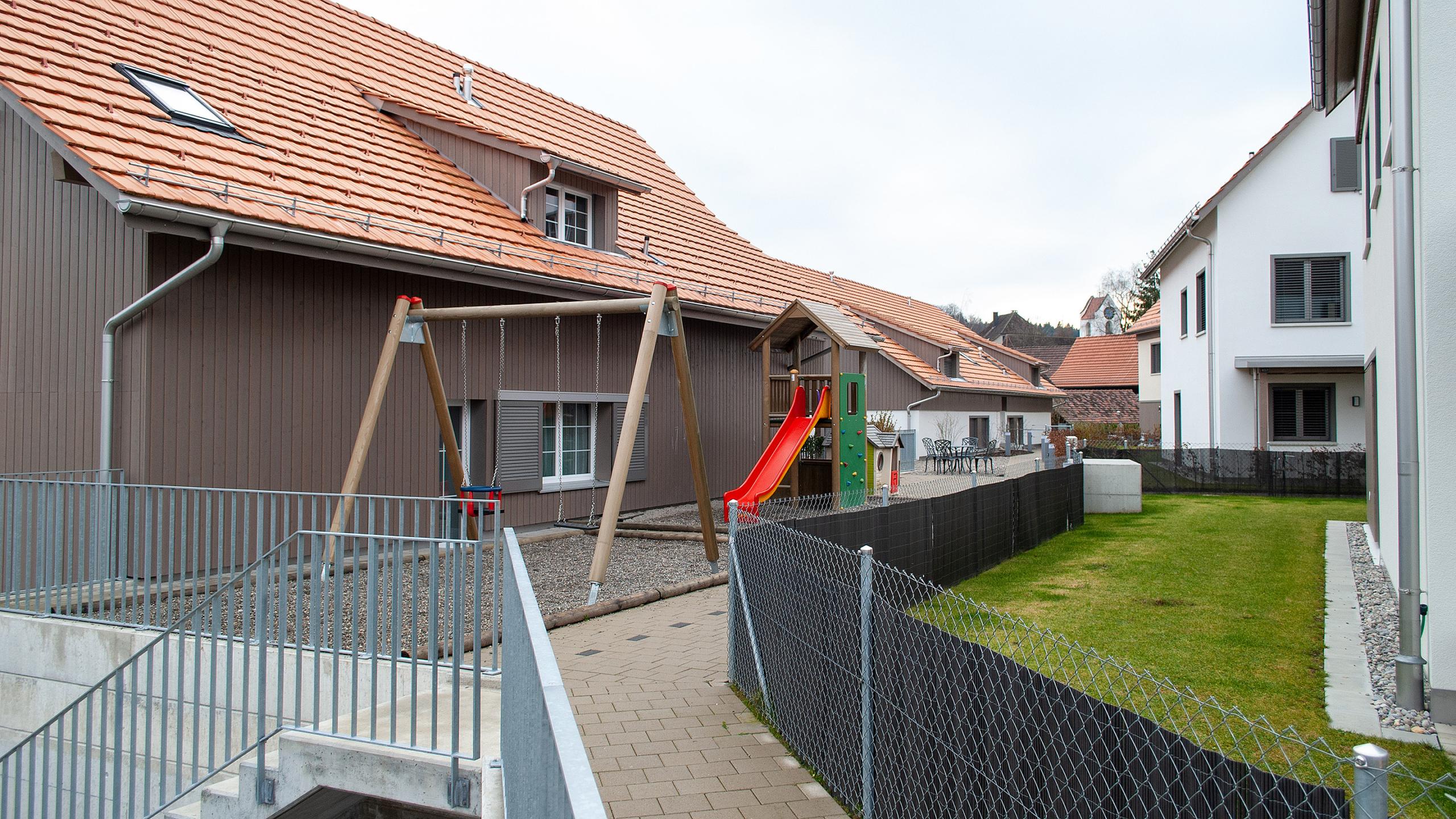 Projekt Schauenbergblick in Schlatt